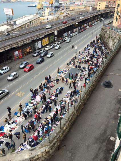 La legalità trionfa a Genova