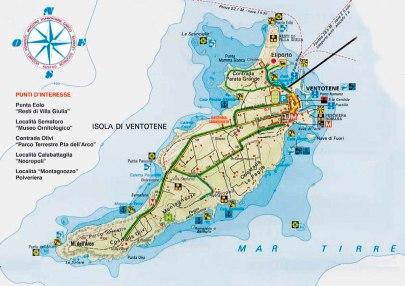 ventotene_map