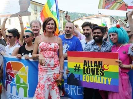 Allah loves equality